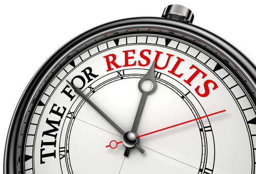 Accountability Starts with Results by Lorraine Moore